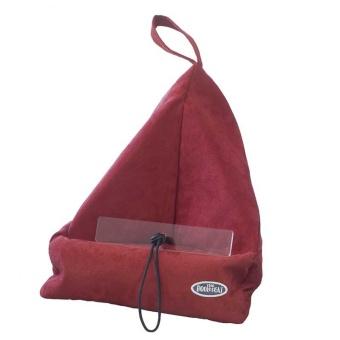 Läskudde 'Book Seat' textil, m. ficka