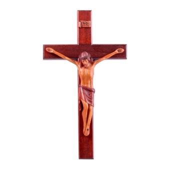 Krucifix - Trä, 40cm