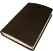 Levande Bibeln (GT) Nya Levande Bibeln (NT) - mörkbrun skinnimitation