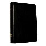 Bibel, svart skinn