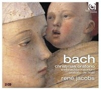 Christmas Oratorio (2CD) - René Jacobs