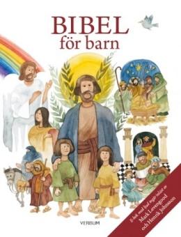 Bibel för barn - bok och e-bok med uppläsning