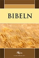 Folkbibeln 2015, pocketbibel, 133x200 mm