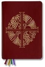Psalmbok med tillägg, skinnband, 125x165 mm