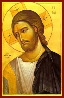 Jesus Kristus (halvfigur)