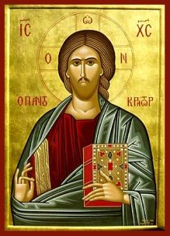 Kristus Allhärskaren (Pantokrator)