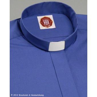 Frimärksskjorta, kort ärm, måttbeställd