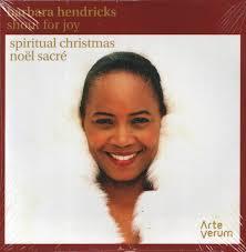 Shout for joy - Spiritual Christmas