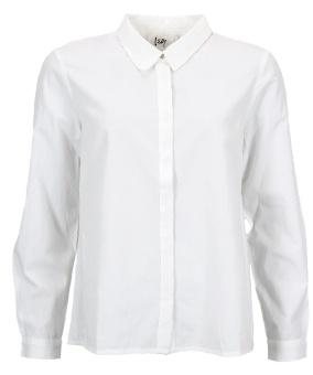 Skjorta, Barbel bomull white