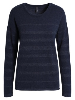 Pullover navy mix