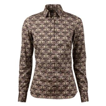 Shirt Feminine plain front