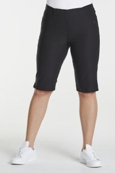 Shorts, Savannah regular m ficka svart