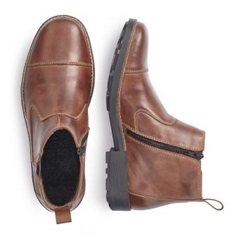 Herrsko Boots brunaVidd G 1/2