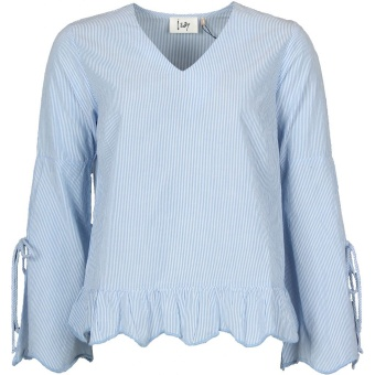 Blus, Barbel bright blue stripe