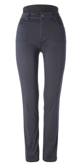 Byxa, Satinstretch navy 890-1110