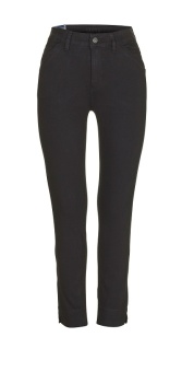 Jeans Tasty Pavia black 7/8 längd