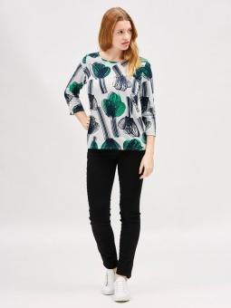 Ladies shirt, Nuppu