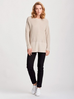 Ladies knit sweater, Suunta