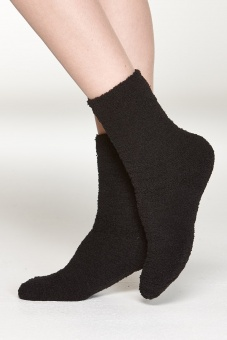 Ladies anklesock, Chenille Socks