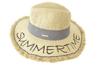 """Stråhatt """"summertime"""""""