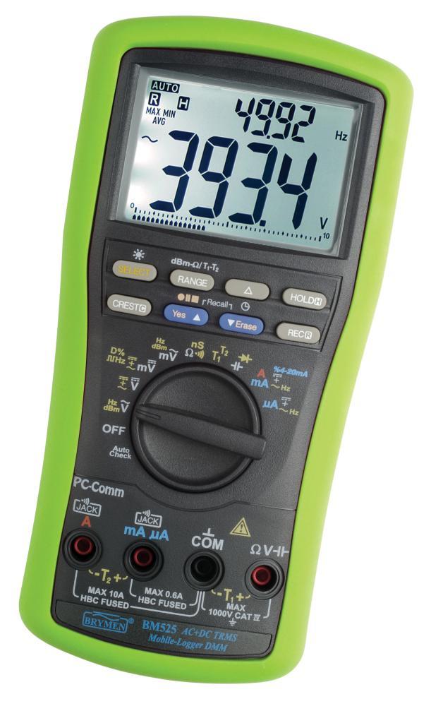 Multimeter Elma BM525s