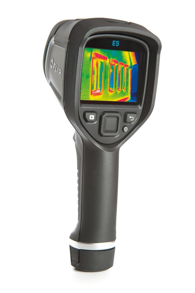 Termokamera FLIR E5
