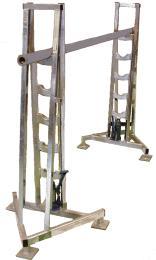 Kabelbock För trummor K8-K24 Max vikt kg 6 ton
