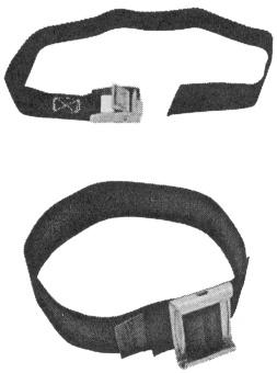Kabelsnäppband