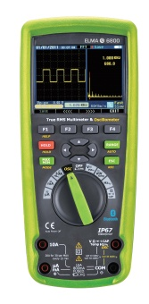 Multimeter Elma 6800