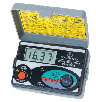 Jordtagsmeter Kyoritsu 4105