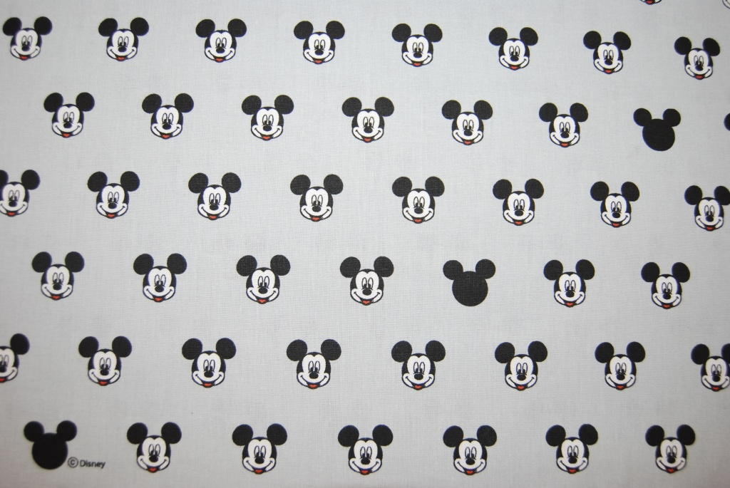 Mickey Mouse bomull