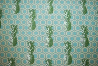 Pineapple retro linneliknande