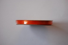 Satinband 6 mm orange