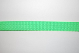 Polypropylenband 25 mm lime