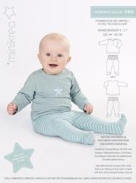 MiniKrea 11409 Sparkbyxa och tröja