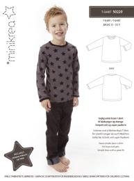 MiniKrea 50220 T-shirt 0-10 år