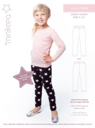 MiniKrea 50330 Leggings 0-10 år