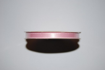 Satinband 6 mm rosa