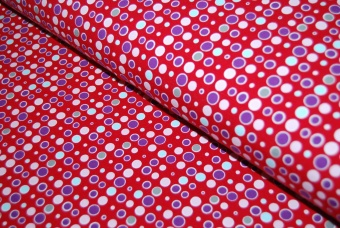 Dots on a row trikå