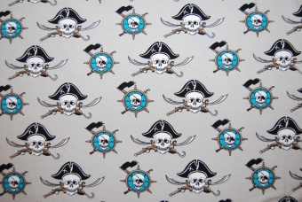Jolly Roger tunnare jogging
