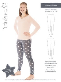 MiniKrea 70330 Leggings 34-50