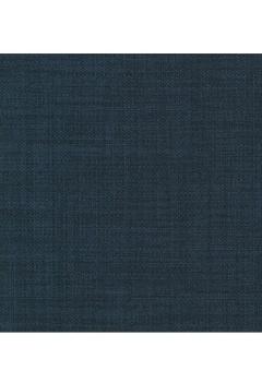 Linoso marinblå möbeltyg
