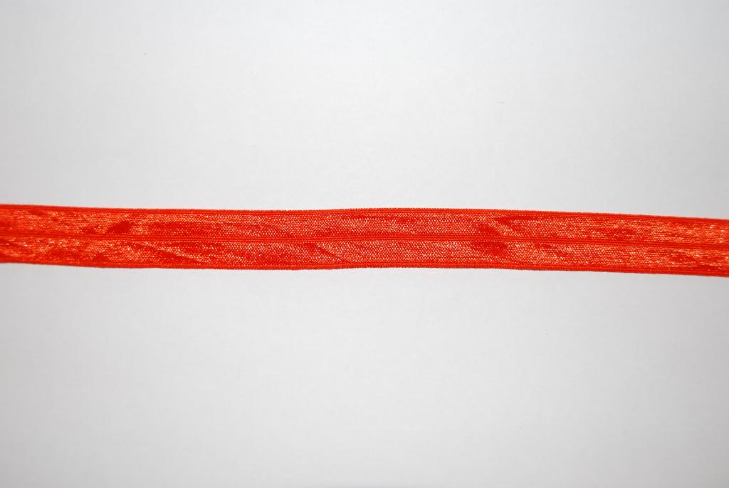 Elastiskt kantband orange
