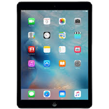 iPad Air 1 Display Svart