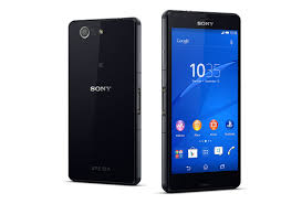 Sony Xperia Z3 Compact Display
