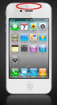 iPhone 4 Sensor