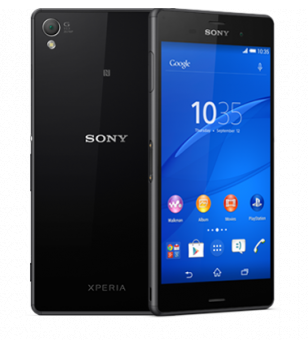Sony Xperia Z3 Plus Display