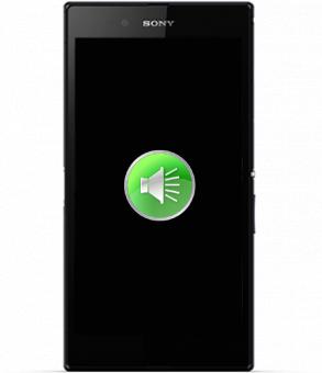 Sony Xperia Z1/Z3 Musikhögtalare