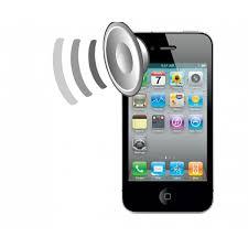 iPhone 4 Volym/Mute/Hörlursuttag