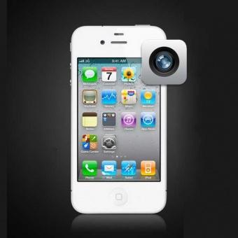iPhone 4 Frontkamera